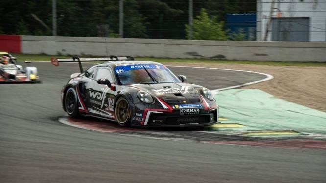 Red Ant Racing met niet minder dan drie Porsche's naar 24 uur van Zolder, waaronder één voor vader en zonen Redant