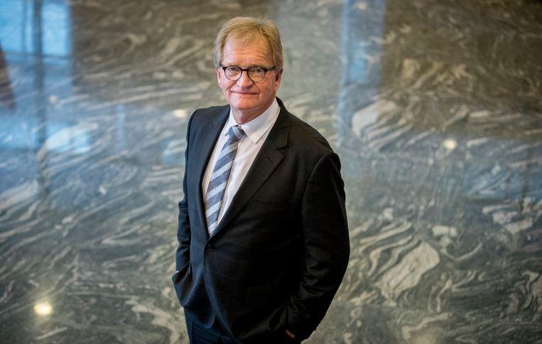 Hans de Boer in 2017 Beeld Hollandse Hoogte /  ANP