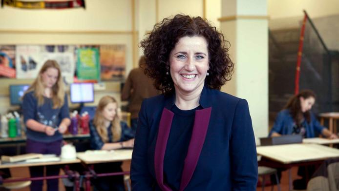 Onderwijswethouder Ingrid van Engelshoven