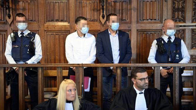 Meurtre de Luc Verheyen: les parties civiles réclament une culpabilité identique pour Freha et Rezzioui