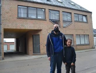 """Gezin moet appartement half juli verlaten omdat gemeente er noodwoning van wil maken: """"Maar nu komen wij in nood terecht"""""""