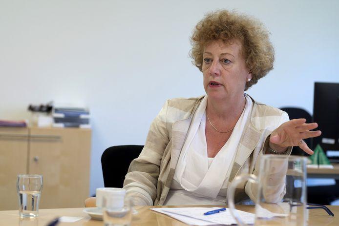 Betty Talstra. Foto: Jan van den Brink