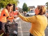Tweevoudig paralympisch kampioen Sanne Voets gehuldigd in Berghem