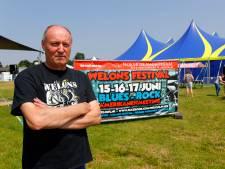 Er mag geen drúppel lekken: Amerikaanse auto's moeten op zeiltjes tijdens festival Welons in Wintelre