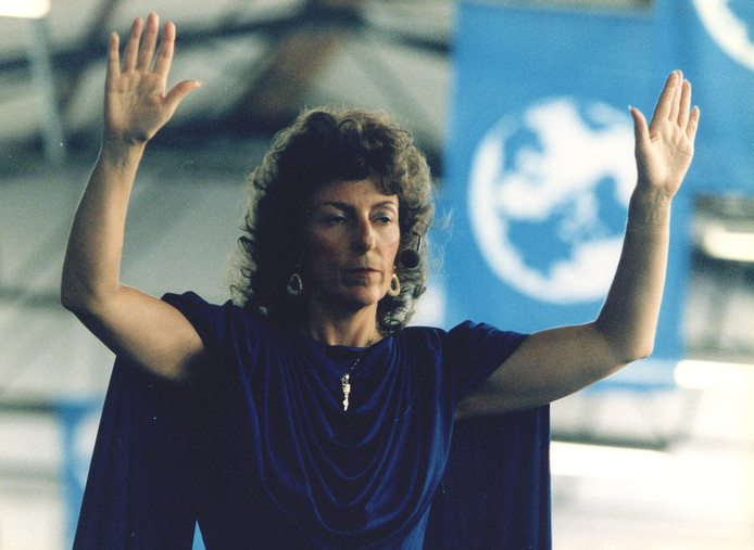 Jomanda in 1994.