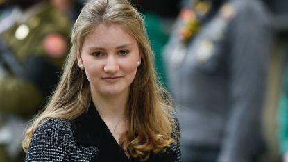 """Elisabeth, kroonprinses op missie: """"Ze is een echte Coburger, temperamentvol en een beetje koppig"""""""