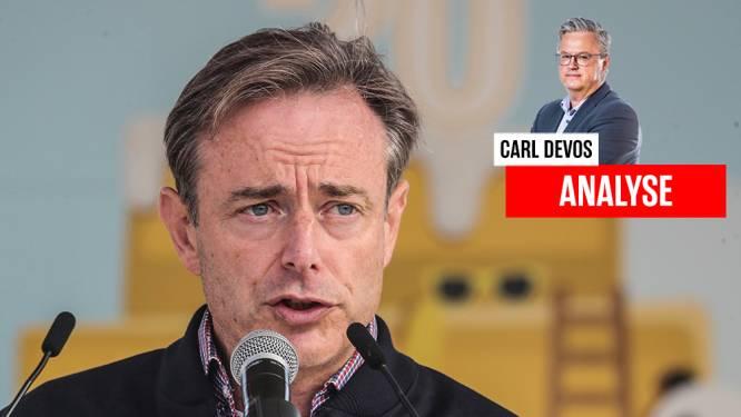 Carl Devos: N-VA zit met een leveringsprobleem