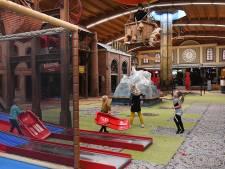 Zeeën van ruimte in 'bomvolle' Binnenspeeltuin De Bergen in Wanroij