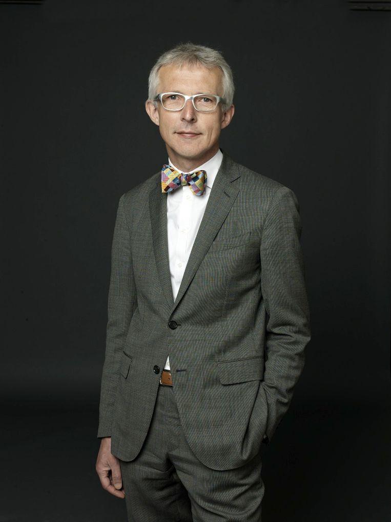 Rudi Westendorp, hoogleraar ouderengeneeskunde in Leiden. Beeld Annaleen Louwes