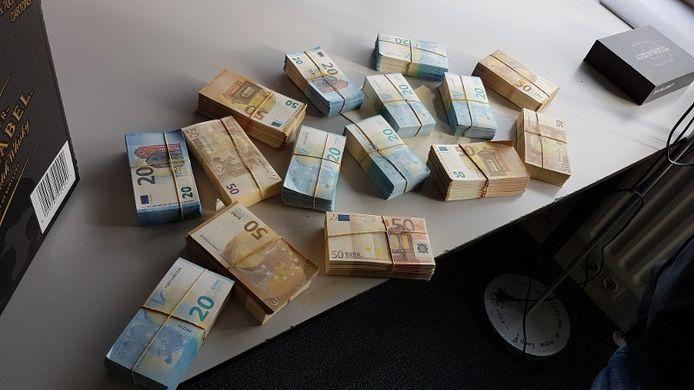 Valse bankbiljetten.