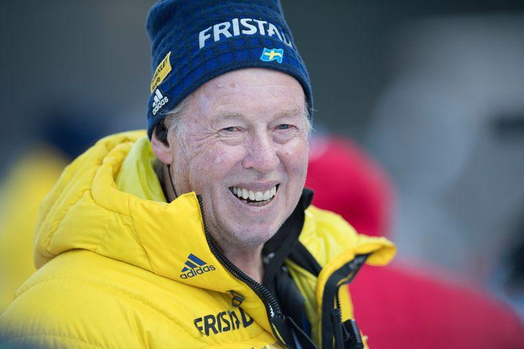Coach Wolfgang Pichler. Beeld Hollandse Hoogte / EPA