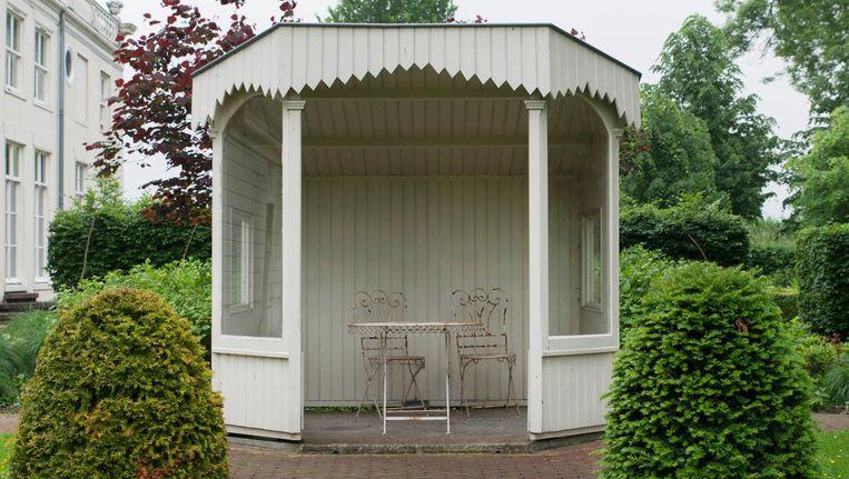 De groene idylle van Buitenplaats Wester-Amstel Beeld Charlotte Odijk