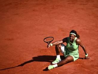 ROLAND GARROS. Serena Williams in achtste finales uitgeschakeld - Geen kwartfinales in het dubbel voor Sander Gillé en Joran Vliegen