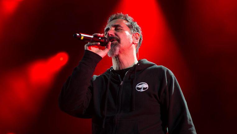 Zanger Serj Tankian van System of a Down