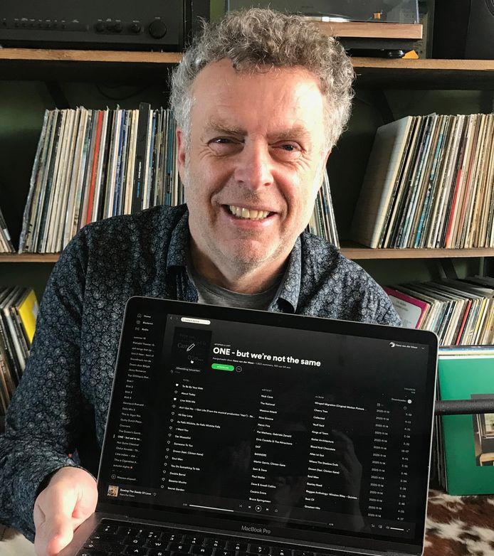 """Hans van der Maas: ,,Muziek verbindt mensen en dat is precies wat we nu hard nodig hebben."""""""