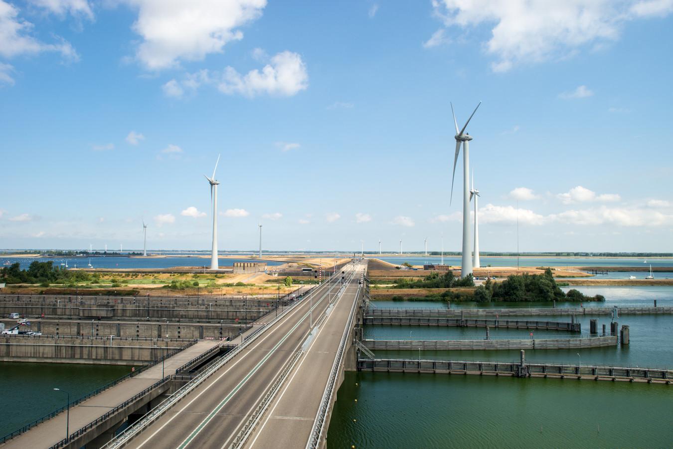 Windpark Krammer.