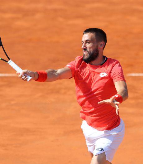 """""""Ils vont payer cher"""": Damir Dzumhur et son coach attaquent Roland-Garros en justice"""