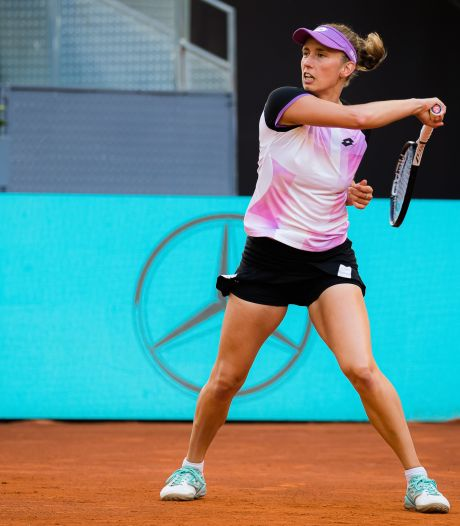 """Elise Mertens sortie par Kudermetova à Rome: """"Je voulais me donner une chance"""""""