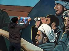 Met Iran's Revolutionaire Garde valt niet te spotten