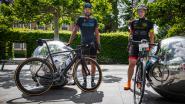 """""""Je weet nooit hoe sterk je wel bent, tot sterk zijn je enige optie is"""": Joris en Stefan fietsen samen 1.000 kilometer voor Kom op Tegen Kanker"""