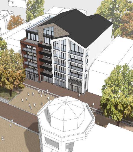 Sprengenberg Vastgoed gaat voor bouw hoogste pand in centrum van Nijverdal