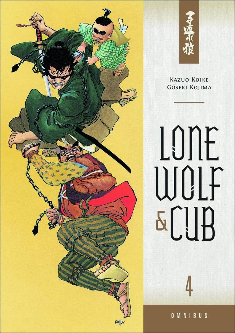 null Beeld Lone Wolf and Cub