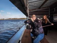 De mooiste vogelkijkhut van Europa staat langs een drukke snelweg
