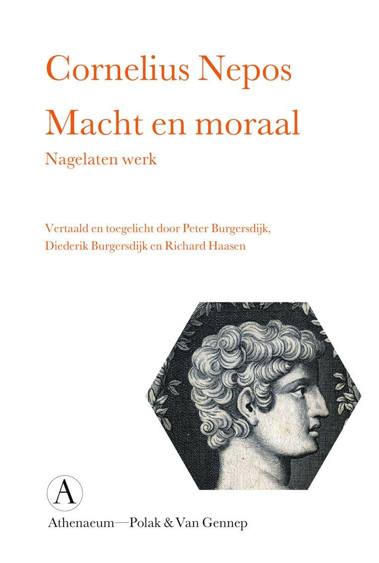 Cornelius Nepos, Macht en moraal – Nagelaten werk. Beeld Athenaeum-Polak & Van Gennep