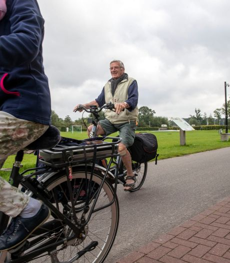 Met broodjes en routekaart fietsen door het groene land