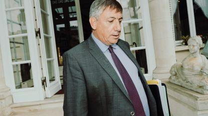 """Jan Jambon, de nieuwe Vlaamse 'MP': """"Hij zit eindelijk waar hij wil zitten"""""""