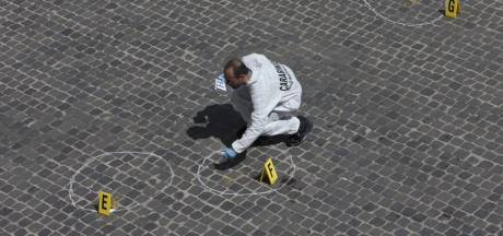 """Coups de feu à Rome: """"Un acte isolé"""""""