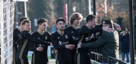 Eerste winst FC Winterswijk tegen oude trainer