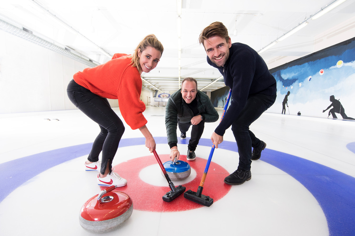 The Curling Quiz - Missers van televisie programma's
