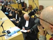 Le jury composé de sept hommes et cinq femmes