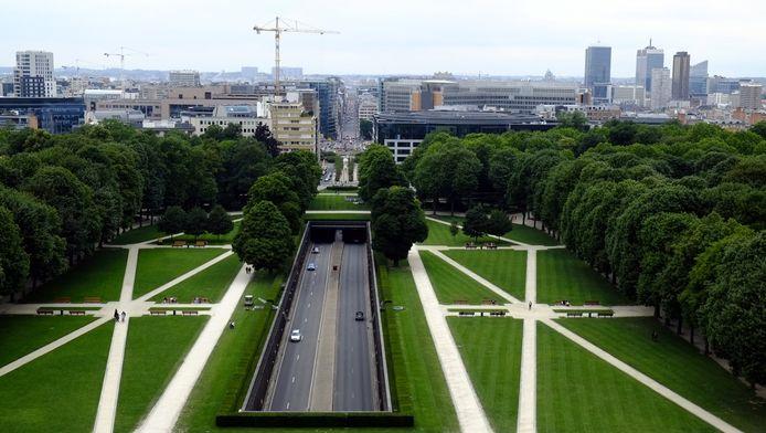Aanvankelijk zou het monument in het Jubelpark komen, maar daar is ondertussen van afgestapt. De nieuwe locatie is nog niet bekend.