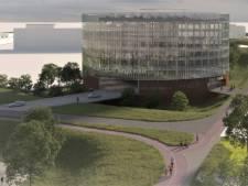 Plan voor enorme parkeergarage van negen verdiepingen voor bezoekers molens Kinderdijk