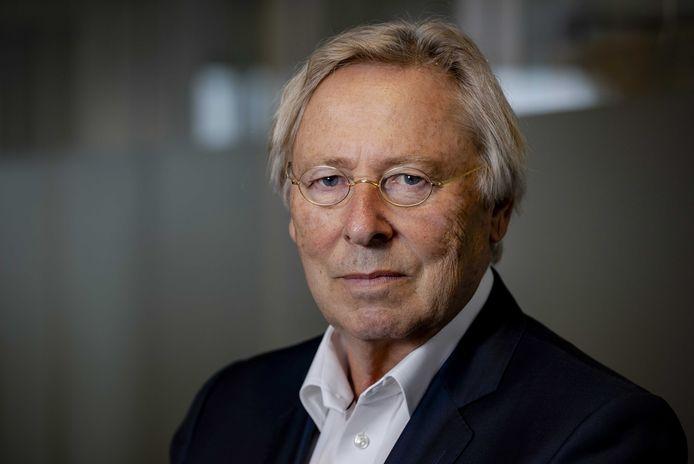 Peter den Oudsten, waarnemend burgemeester van Utrecht. De PVV wil dat hij het veld ruimt.