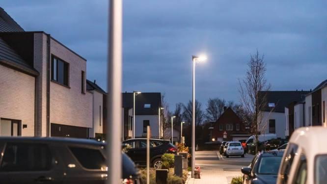 Ledverlichting moet verlichtingspark Zoutleeuw verduurzamen