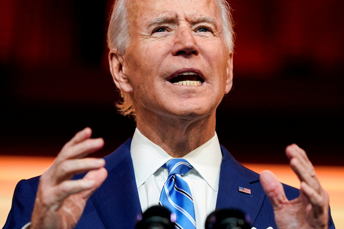 De komst van Joe Biden naar het Witte Huis is goed nieuws voor bedrijven die veel handel drijven met de Verenigde Staten. Biden, die woensdag Donald Trump als president aflost, belooft een miljardeninvestering in de economie.