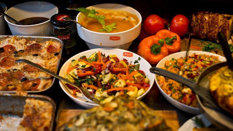Volgens KHN is niet duidelijk of in de keukens van de hobbykoks wordt voldaan aan hygiëne- en veiligheidseisen. Beeld anp
