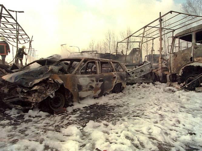 """25 jaar geleden gebeurde het zwaarste verkeersongeval ooit in ons land, de kettingbotsing op de E17: """"We bleven maar mensen bevrijden"""""""