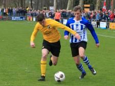 Programma amateurvoetbal 23 en 24 oktober