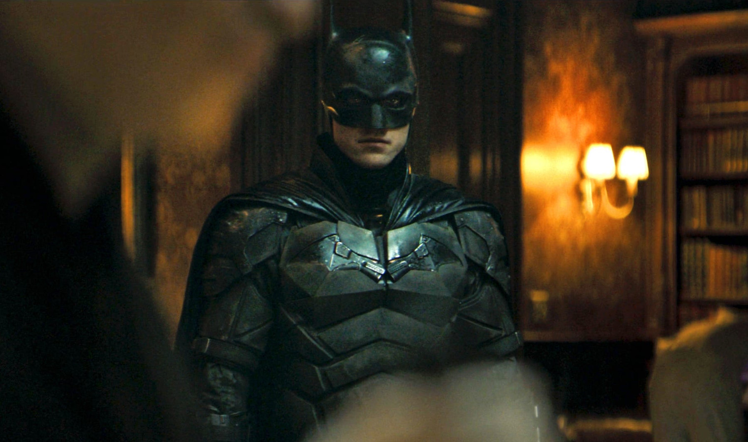 Robert Pattinson als 'The Batman'