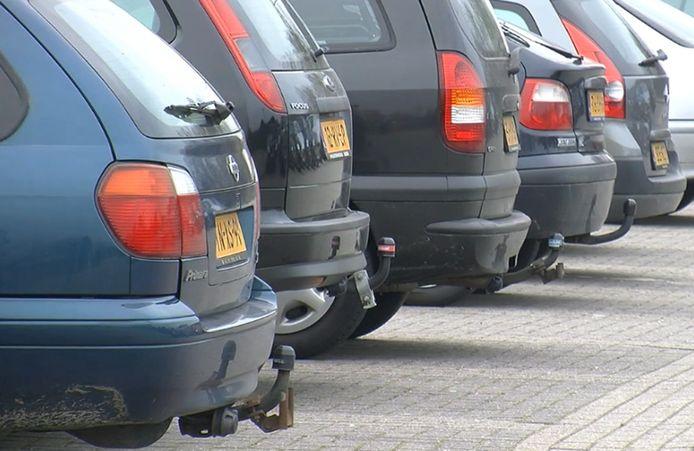De Shop & Go-parkeerplaatsen in Sluis worden gratis.