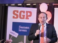 Overwicht SGP groeit op Urk