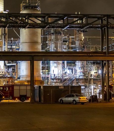 Zoutzuurlekkage bij chemiebedrijf in Botlek gestopt