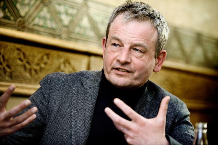 Politicoloog Bart Maddens. Beeld Eric de Mildt