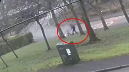 Camera legt moment vast waarop man meisje van 11 aanrandt
