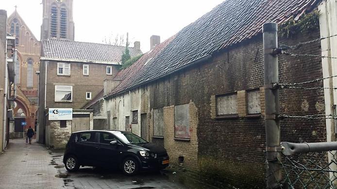 Het oudste gebouw van Kaatsheuvel.