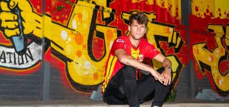 GA Eagles huurt Spaanse spits Marc Cardona voor één seizoen van Osasuna
